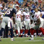 Monday Night – New York Giants at Minnesota Vikings